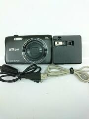 【美品】COOLPIX S3700(クールピクスS3700) デジタルカメラ ニコン