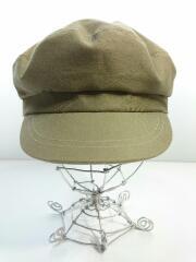 CIVILIAN CREW/MARINE CAP/マリンキャップ/--/コットン/BEG