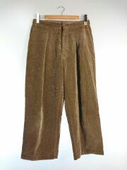 Easy Trousers/トラウザーパンツ/ボトム/32/コーデュロイ/ブラウン/KS8FPT07