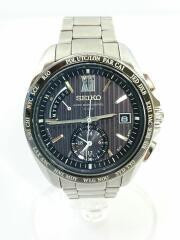 ソーラー腕時計/アナログ/8B54-OAWO/使用感有