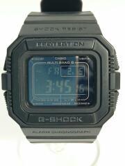 ソーラー腕時計/デジタル/GW-5510