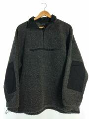 CashmereFleece Highneck Pullover/ブルゾン/36/ウール/GRY/KS20FCS01