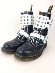 ブーツ/UK9/ブラック