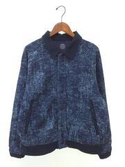 PEELED CLOTH VARSITY JACKET/ジャケット/M/コットン/インディゴ/PC-049-119