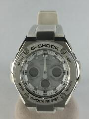 ソーラー腕時計・G-SHOCK/デジアナ/ラバー/ホワイト/GST-W310-7AJF