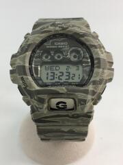 クォーツ腕時計・G-SHOCK/デジタル/ラバー/カモフラ/迷彩/GD-X6900TC-8JF