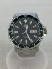 自動巻腕時計/スポーツ ダイバースタイル/アナログ/ステンレス/RN-AA0808E