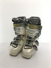 スキーブーツ/23.5cm/CRM/アダルト/super macro