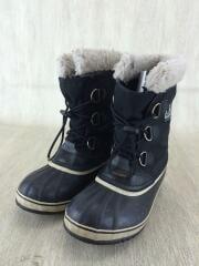ブーツ 24cm ブラック