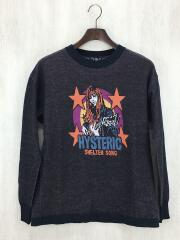 セーター ニット FREE コットン 黒 0163NS21