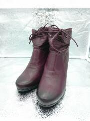 ブーツ/36.5/紫
