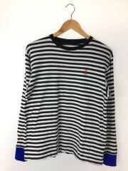 長袖Tシャツ/コットン/ボーダー/SOPH-192091
