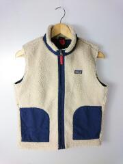 Kids Retro-X Vest/ベスト/XL/ポリエステル/CRM/無地/65619FA19