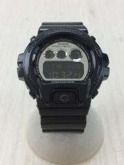 クォーツ腕時計・G-SHOCK/デジタル/BLK/DW-6900NB-1JF