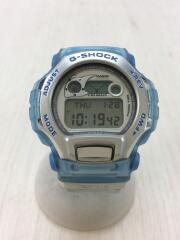 クォーツ腕時計・G-SHOCK/デジタル/ラバー/BLU/CLR/DWM-100WC-2T