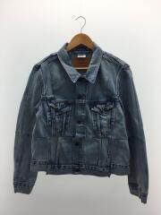 Reworked Denim Jacket/MAH18JA45/Gジャン/S/デニム/IDG/再構築/デニムジャケット