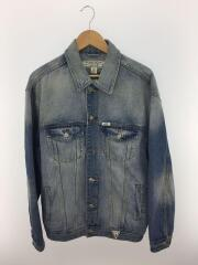 Gジャン/L/デニム/BLU/ESS Originals 1981 OVERSIZED DENIM JACKET