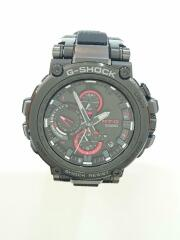 CASIO/ソーラー腕時計・G-SHOCK/アナログ/ブラック/MTG-B1000B-1AJF