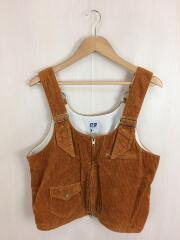 18aw/DSD Vest/6W Cotton Corduroy/ベスト/M/コーデュロイ/CML