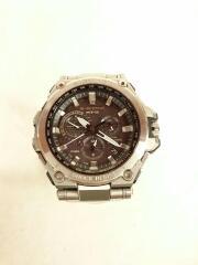 ソーラー腕時計・G-SHOCK/アナログ/SLV/MTG-G4000D/カスタム有