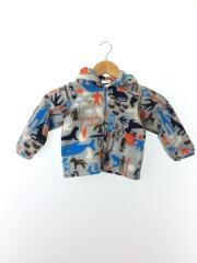 フリースジャケット/ジップパーカー/毛玉有/ジャケット/US2/ポリエステル/60091FA16