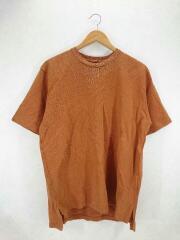 Crewneck Big Tee/和紙/KS9SCS10/Tシャツ/40/--/ORN