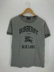 Tシャツ/L/コットン/GRY/FAK35-753-06/使用感有