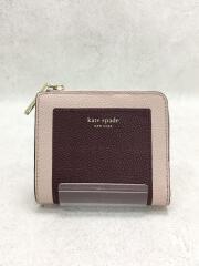 PWRU7160/2つ折り財布/レザー/BRD