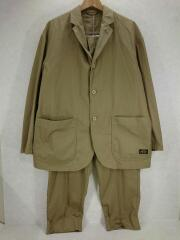 ×TRIPSTER/セットアップ/S/コットン/20SS/BEIGE SUITS/194M10BM02