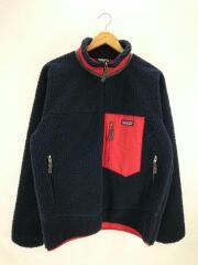 Classic Retro-X Jacket/23056/フリースジャケット/M/ポリエステル/NVY