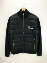 maglione tricot cardigan/ダウンジャケット/カーディガン(厚手)/XL/ナイロン
