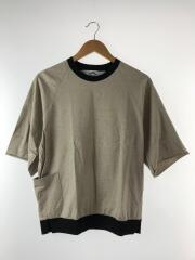 トレックTシャツ/2/コットン/BEG/18s01