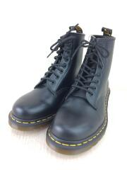 8HOLE BOOTS/レースアップブーツ/26cm/BLK/レザー/1460