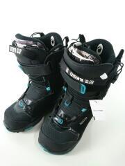 スノーボードブーツ/23.5cm/シューレース/黒/女性用/レディース