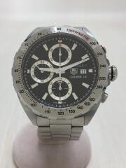 タグホイヤー/自動巻腕時計/アナログ/ステンレス/ブラック/シルバー/CAZ2010.BA0876/クロノグラフ FORMULA1 フォーミュラ タキメーター