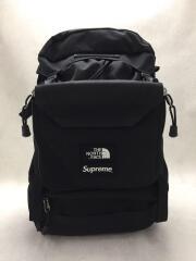Steep Tech Backpack/リュック/ナイロン/BLK/無地/汚れ有