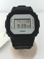 カシオ/クォーツ腕時計・G-SHOCK/デジタル/ブラック/DW-5600BBMA-1JF