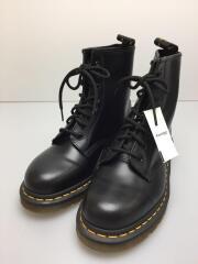 1460/10072004/8Eye Boot/Black Smooth/レースアップブーツ/US8/ブラック