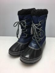NM3487-465/PAC NYLON 防水 Boot 2020FW/ブーツ/25cm/NVY/ネイビー