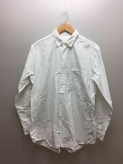 N03-02002/18SS/長袖シャツ/3/コットン/WHT/ホワイト