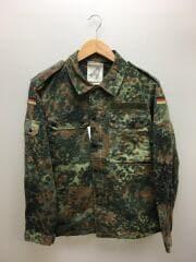 ドイツ軍/ミリタリージャケット/KHK/カーキ/カモフラ