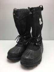 NM1023-010ベアー/ブーツ/26cm/BLK/ブラック