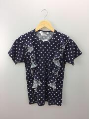 2008年製/RC-T007/Tシャツ/XS/コットン/ネイビー