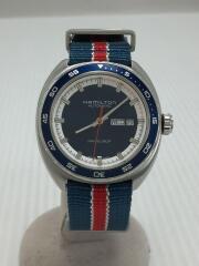 アメリカンクラシックPAN EUROP DAY DATE AUTO/H354050/自動巻腕時計/アナログ