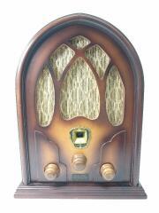 帝国電波研究所/ラジオ/放送受信機/アンティーク/インテリア