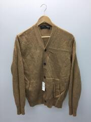 1999年製/PN-040340/カーディガン(厚手)/ウール/ブラウン