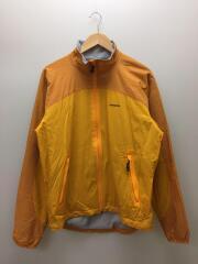 Stretch Zephur Jacket/83900/ナイロンジャケット/M/ナイロン/イエロー