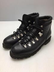 ブーツ/65646/US7.5/ブラック/レザー
