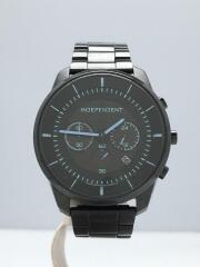 クォーツ腕時計/アナログ/B620-S104050/ブラック