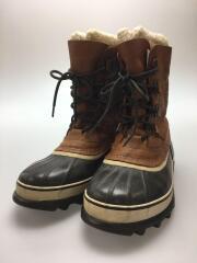 CARIBOU WOOL/ブーツ/NM1481-256/28cm/ブラウン/レザー